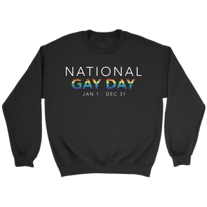 Gay Day Sweatshirt