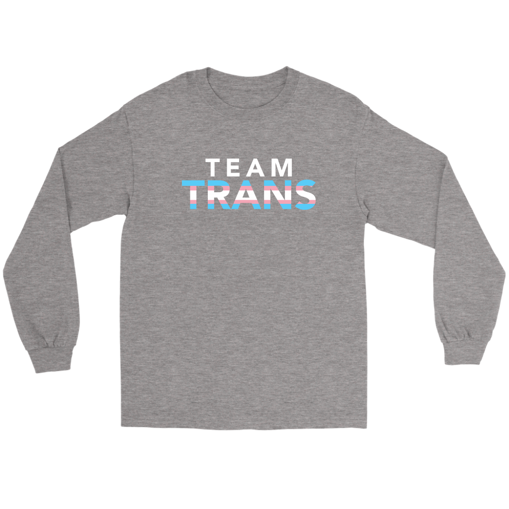 Team Trans Long Sleeve Tee