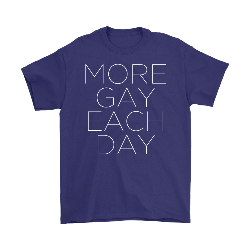 More Gay Mens Tee