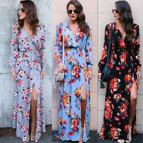 Floral Dress Online Shopping Mauritius