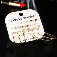 Cute Earrings set