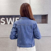 Fashion Short Denim Jacket