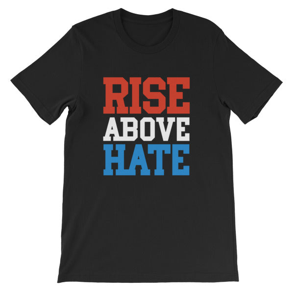 Rise Above Hate John Cena Black Premium TShirt