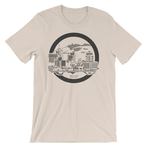 Port Louis - Capital City of Mauritius Souvenir TShirt
