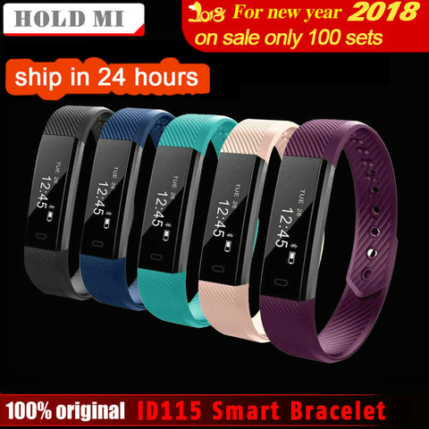 Smart Bracelet Fitness Tracker Step