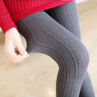 Knitted Thick leggings