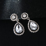 Water droplets Stud Earrings