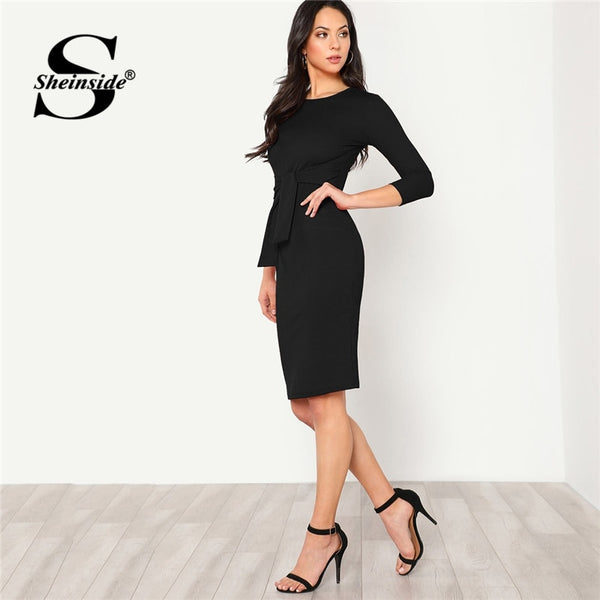 Elegant Bodycon Dress