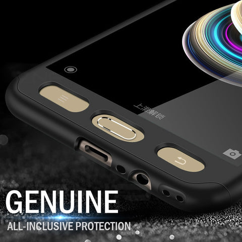 Full Cover Phone Case For Samsung Galaxy S7 A3 A5 A7 J7 J5
