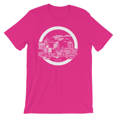 Port Louis - Capital City of Mauritius Souvenir (Dark Colour) TShirt