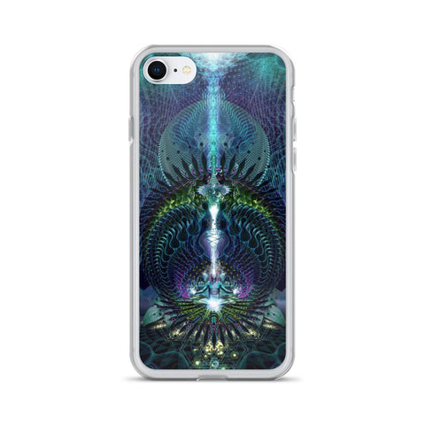 Light from Universe iPhone Case