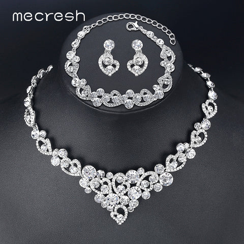 Wedding Jewelry Necklace Sets