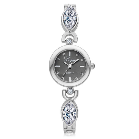 Rhombus ladies watch