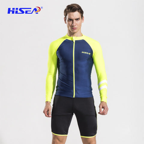 Long sleeves Men beach wear
