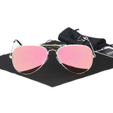 Polarized Metal Frame Fashion Sunglass