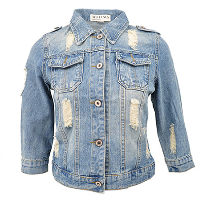 VooBuyLa Denim Jacket