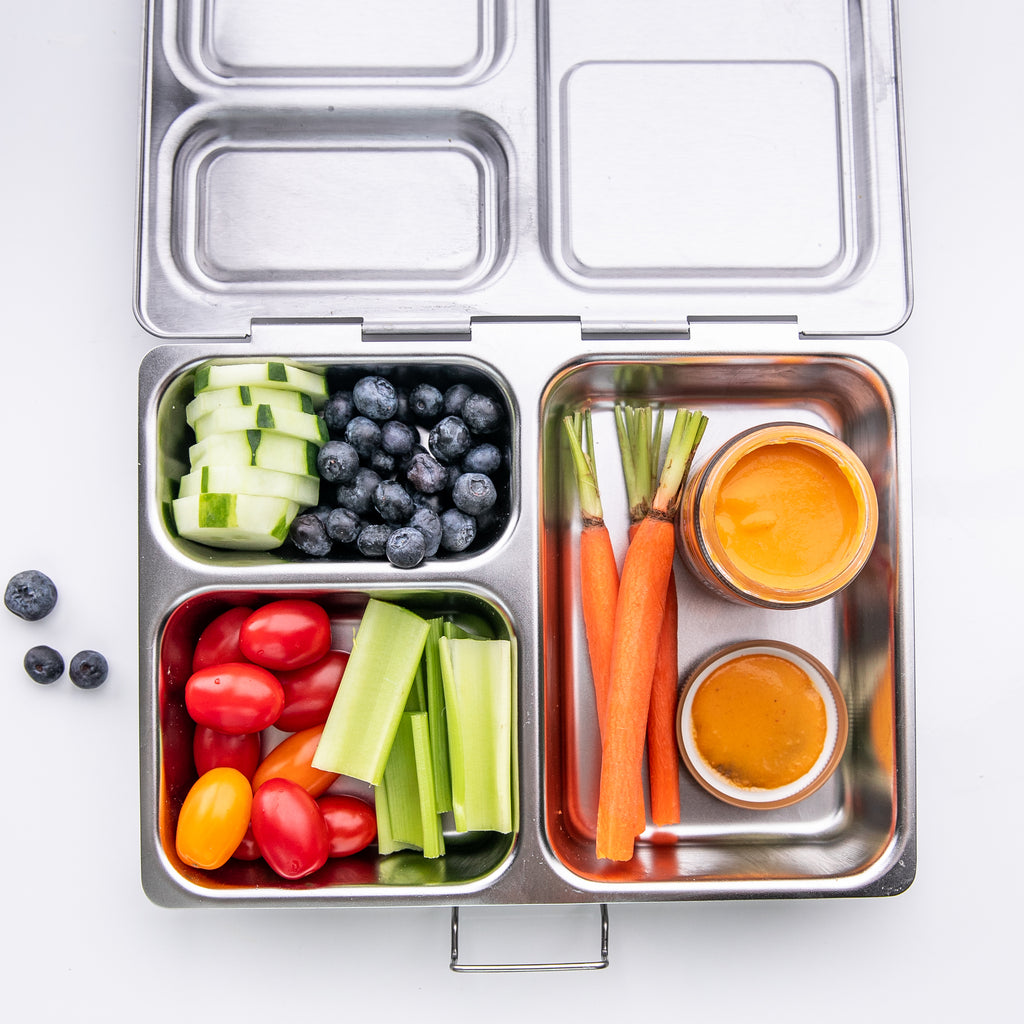 School lunch with ZUBI'S! 5 of Sarah's favorite Lunchbox Ideas.