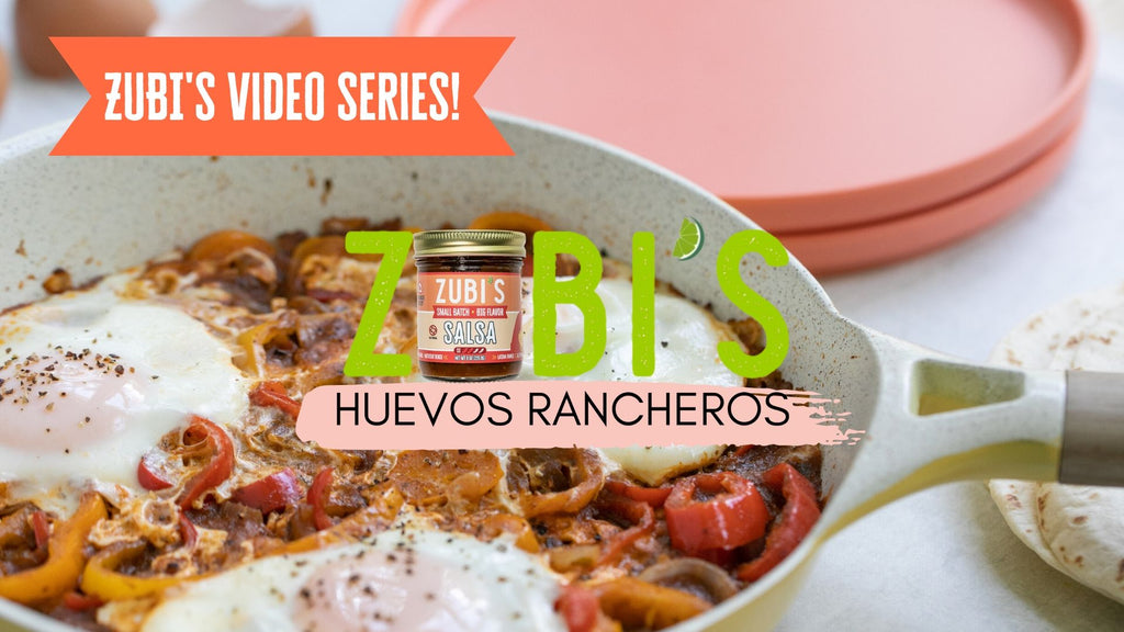 Zubi's Huevos Rancheros Recipe - Video