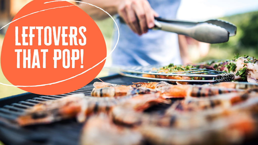 Leftovers that POP