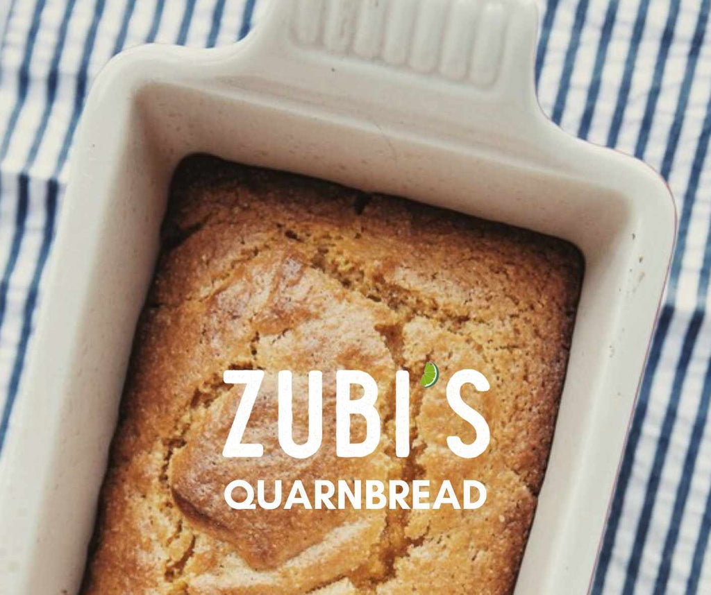 Comfort Food in Quarantine - Quarnbread Recipe
