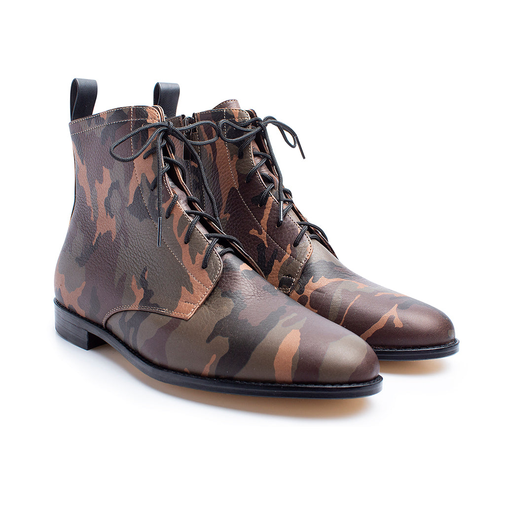 Bota Oxford Militar