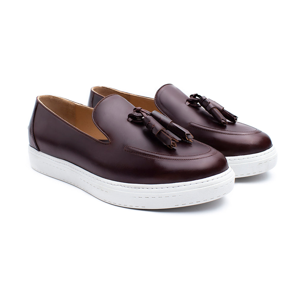 Sneaker Loafer Café Obscuro