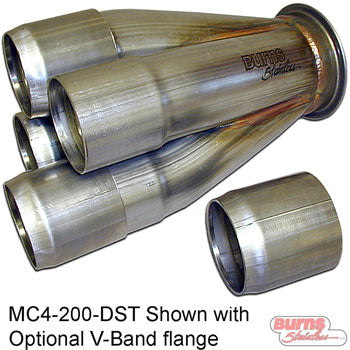 Not Just For Turbos! Double Slip Merge Collectors Are Great For Street Cars