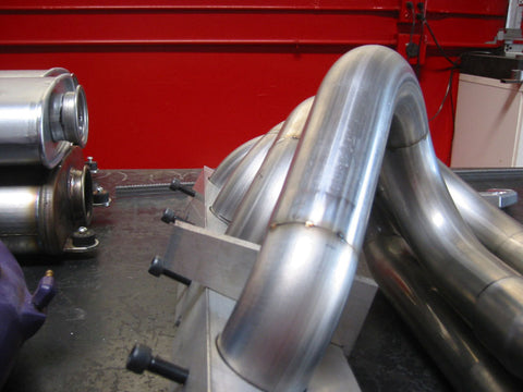 Welding Exhaust Systems - Part 2 – Burns Stainless