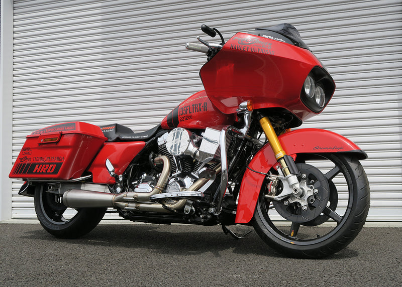 NhB Exhaust for Baggers