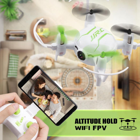 New Mini Drone JJRC H30WH with Altitude Hold HD Camera RC Quadcopter Headless Drone Toy