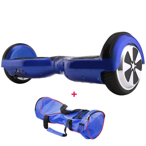 4 Colors 6.5 Inch Hoverboard self balance scooter Two Wheels Hover Board With Carry Bag Free shipping