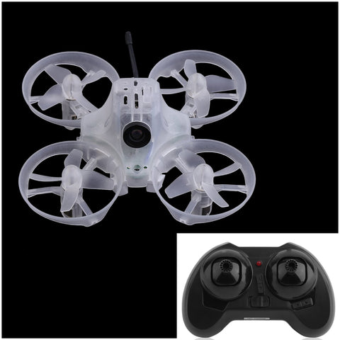 Mini F80 RTF Indoor 2.4G Micro FPV Drone With 5.8G 25mW 48 Channel VTX Can fit for Flysky Tx