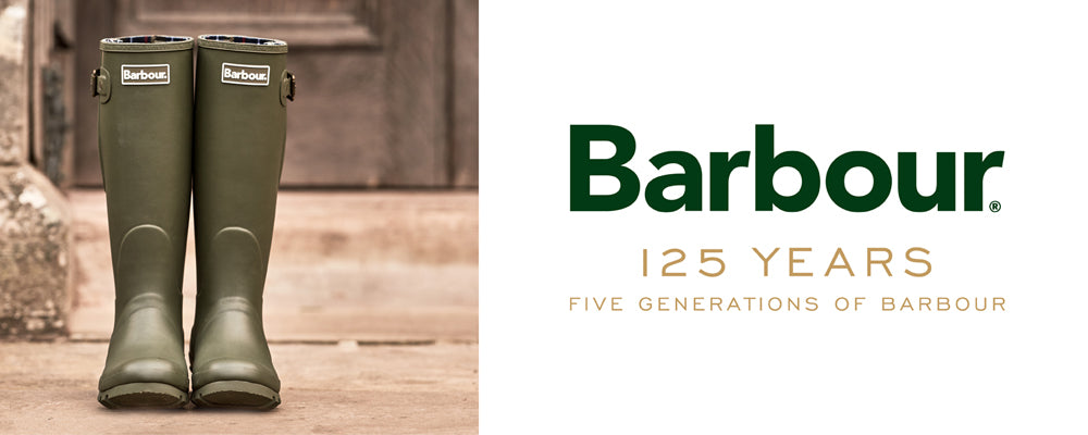 Celebrating 125 Years of Barbour