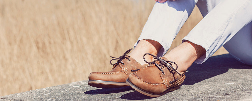 The History of the Boat Shoe