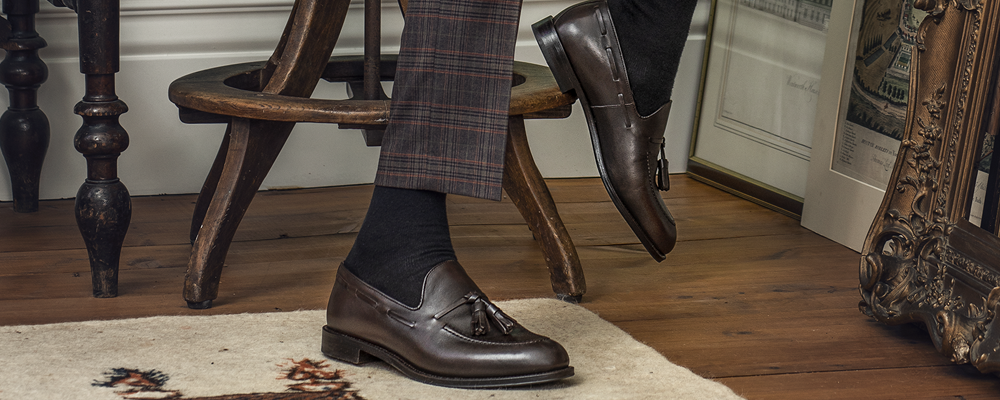 Loafers… socks or no socks?