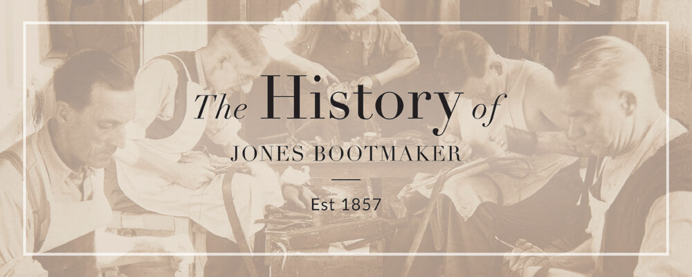 The History of Jones Bootmaker