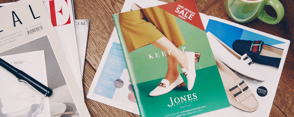 Jones SS20 Catalogue Out Now!