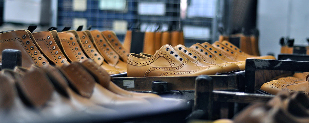 Loake Shoes: 140 Years of Shoe Making Mastery