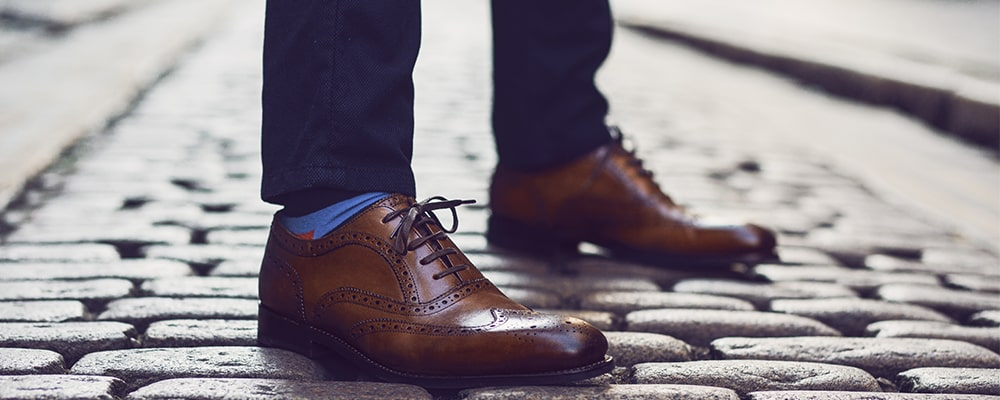 Derby vs Oxford Shoes from Jones Bootmaker
