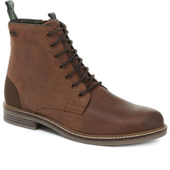 Barbour Seaham Ankle Boots in Brown