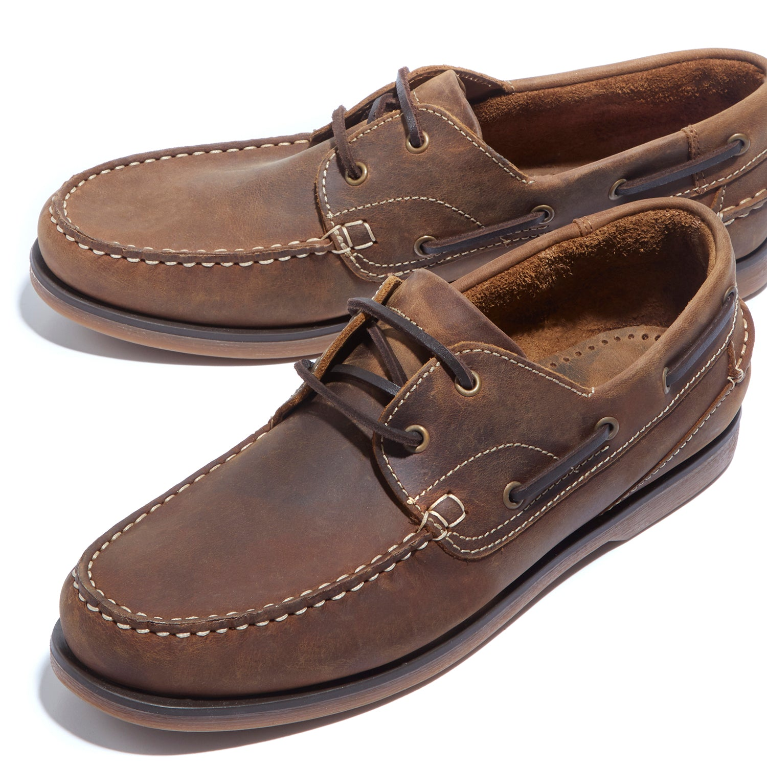boat shoes from Jones Bootmaker