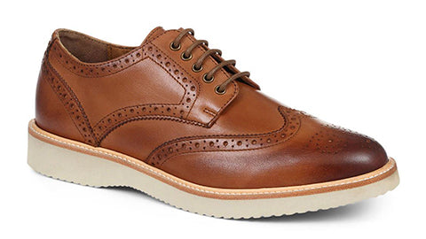 Modern Leather Brogues