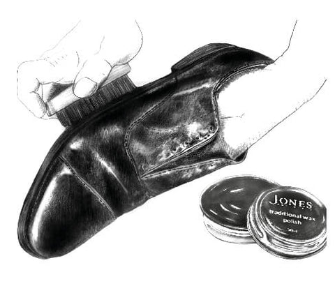 The Jones Shoe Care Guide
