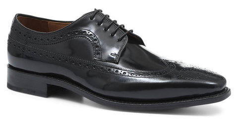 Black Derby Brogues