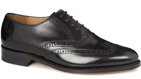 Mayfair Leather Oxford Brogue