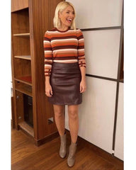 Holly Willoughby Ankle Boots