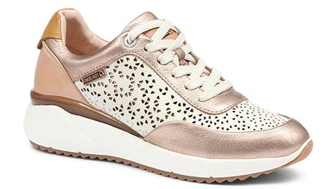 Pikolinos Ladies Leather Trainers