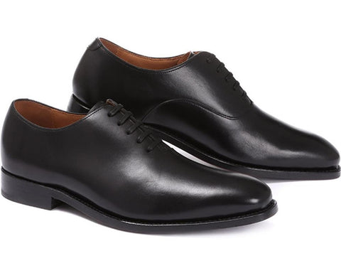 Stuart Hand Finished Leather Oxford Shoe