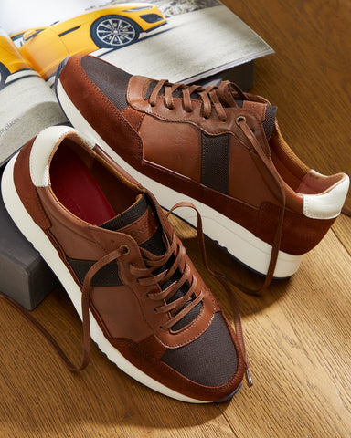 Lace-Up Trainers for Men