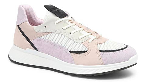 Ecco Ladies Leather Trainer